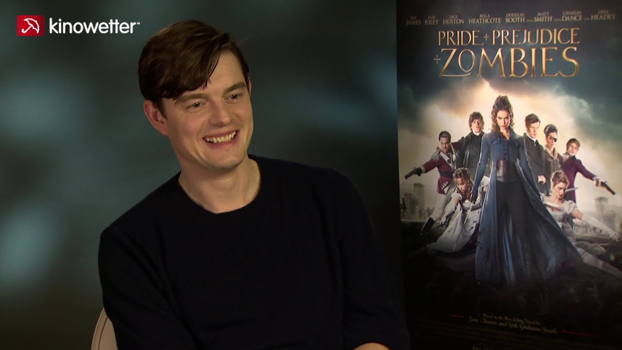 Interview Sam Riley PRIDE AND PREJUDICE AND ZOMBIES