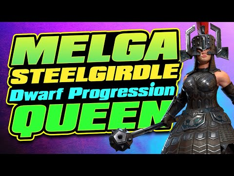 Champion Spotlight: Melga Steelgirdle I Raid Shadow Legends