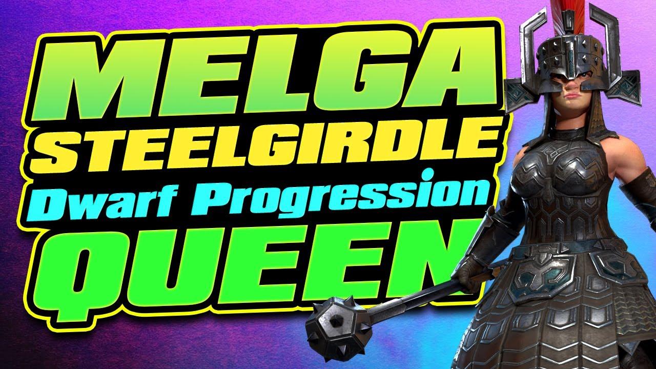 Download Champion Spotlight: Melga Steelgirdle I Raid Shadow Legends