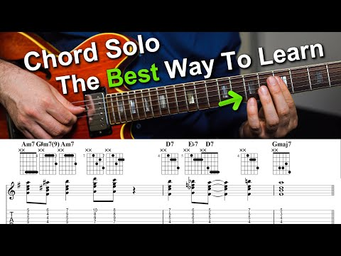 Chord Solos - How To Get Started The Easy Way