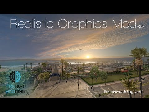 [1 31] American Truck Simulator | Realistic Graphics Mod v2 0 2 | Mods