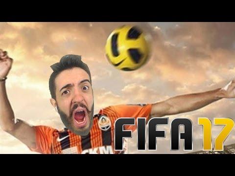 FIFA 17 - JORNADA DE UMA LENDA DO FUTEBOL ! PATIFE HUNTER #2!