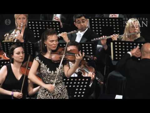 Orchestra of the Swan -  Mendelssohn Violin Concerto (in Istanbul with Tamsin Waley-Cohen)