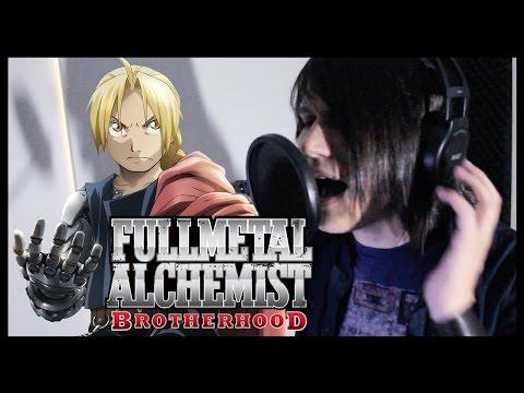 FullMetal Alchemist Brotherhood - Abertura 2 - Hologram (Completa em Português)