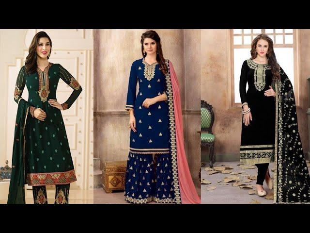Designer punjabi suits || designer salwar kameez || designer sharara || designer plazzo