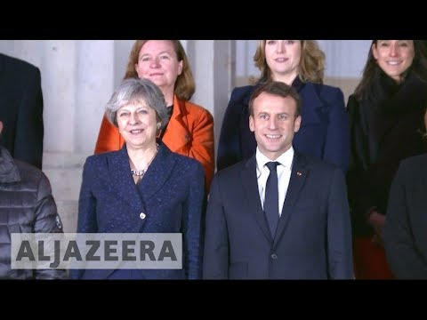 🇫🇷 🇬🇧 France-UK relations: Leaders meet to discuss security