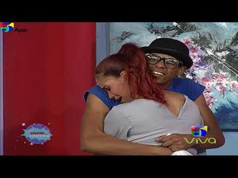 El Delivery y La Joven Sexy en El Show de la Comedia