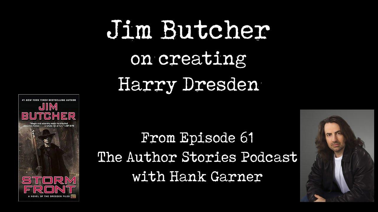 jim butcher talks about