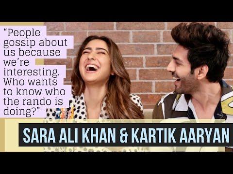 Sara Ali Khan & Kartik Aaryan interview with Rajeev Masand | Love Aaj Kal | Sartik