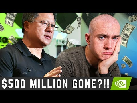 NVIDIA DID A BIG OOPSIE