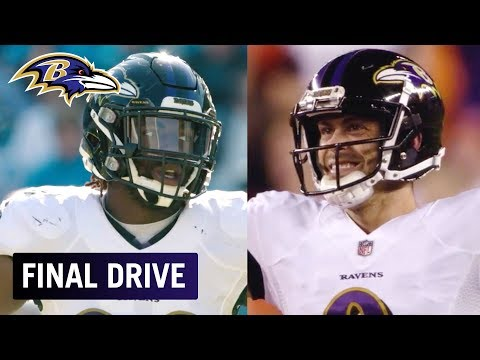 Which Players Will Get a Contract Extension? | Ravens Final Drive