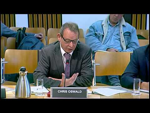 Equal Opportunities Committee - Scottish Parliament: 25th September 2014
