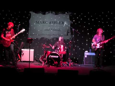 """Marc Ribler & Friends """"Little Wing"""" Leesa  Squyres and Jack Daley"""