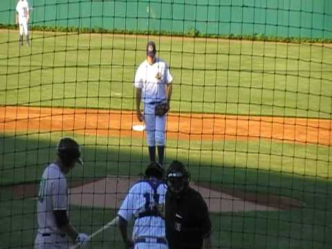 Ryan Searle throwing 25th June 2010 Peoria Chiefs