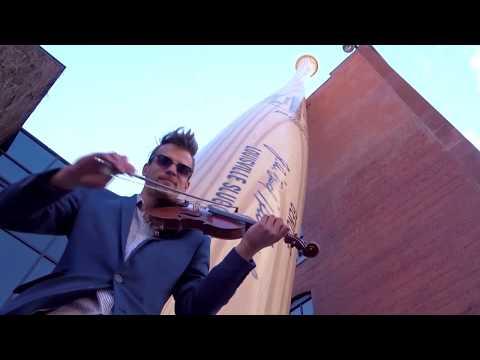 DANGEROUS - David Guetta violin cover | Marco Cano | Around The World