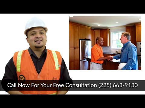 Millennium Construction- BR Flood Grant Renovations