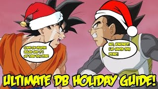 Ultimate 2015 Holiday Season Dragon Ball Z Shopping Guide! SHOW THIS TO YOUR PARENTS!!