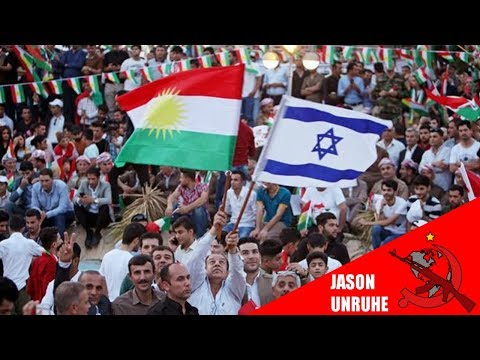 Israel Launches Support for Kurdish Statehood