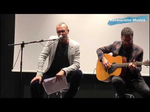 """Biagio Antonacci presenta """"Ci siamo capiti male"""" live"""
