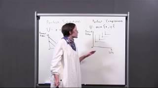 UtilityFunctionPerfectSubstitutesandPerfectComplements