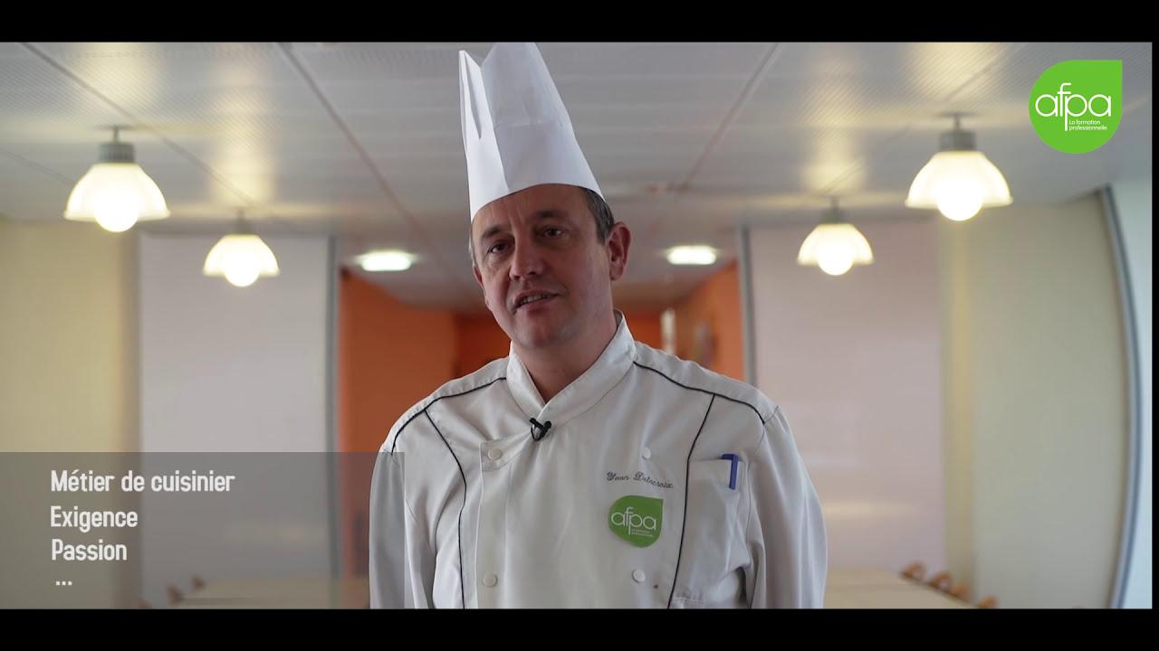 mooc cuisine - témoignage afpa rennes - youtube