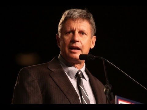 Gary Johnson To Participate In Presidential Debates...Well Kind Of