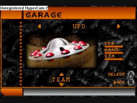 Smugglers Run UFO (GBA)