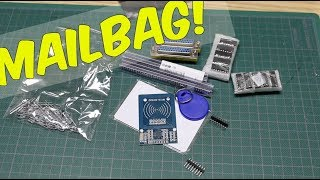 Mailbag - RFID, IR, Parts, and More Parts!