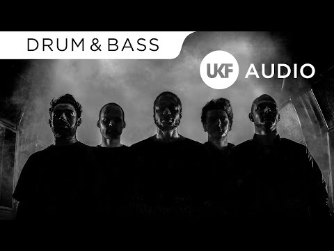 I Am Legion - Dust Descends (Ft. Strange U) (Noisia x Foreign Beggars)
