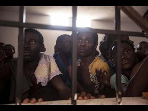 The Human Rights Slave Trading Disaster In Libya