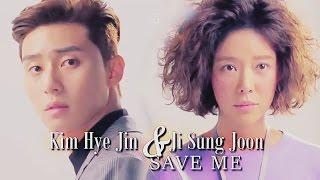 Kim Hye Jin + Ji Sung Joon | Only You Can Save me