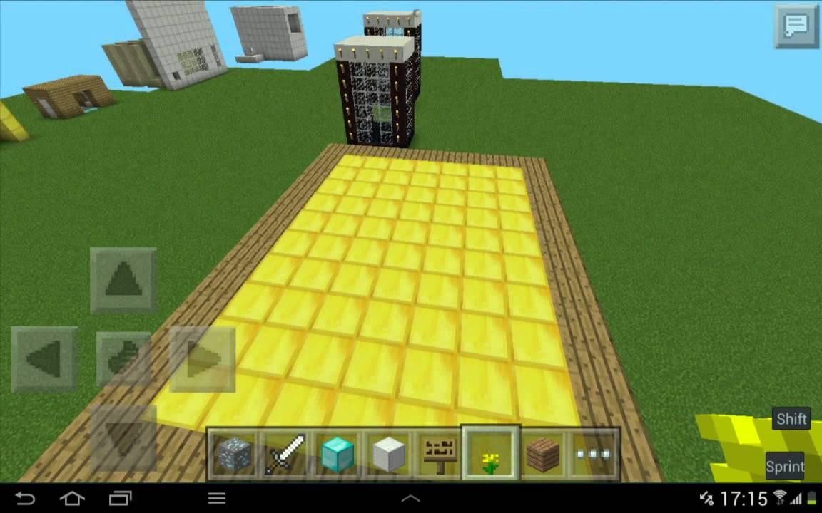скачать мод на быструю постройку дома для minecraft pe