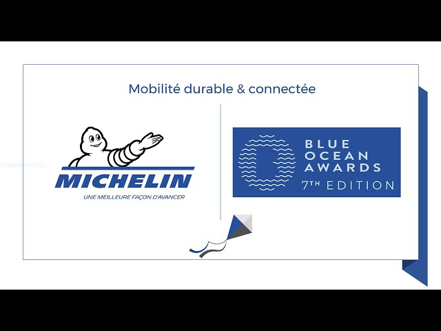 Meetup Michelin Mobilité - 7th Blue Ocean Awards