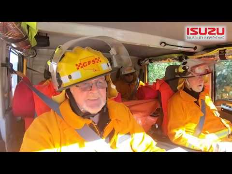Isuzu Truckpower: South Australia Country Fire Service :: Isuzu Australia Limited
