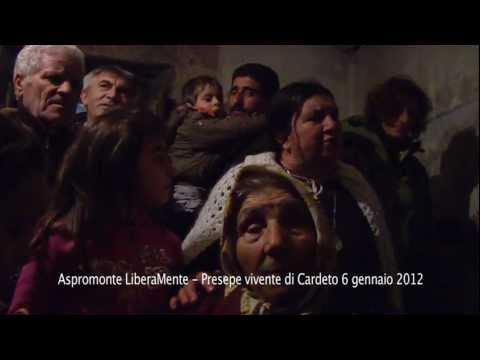 Il PRESEPE vivente di CARDETO 6 gennaio 2012