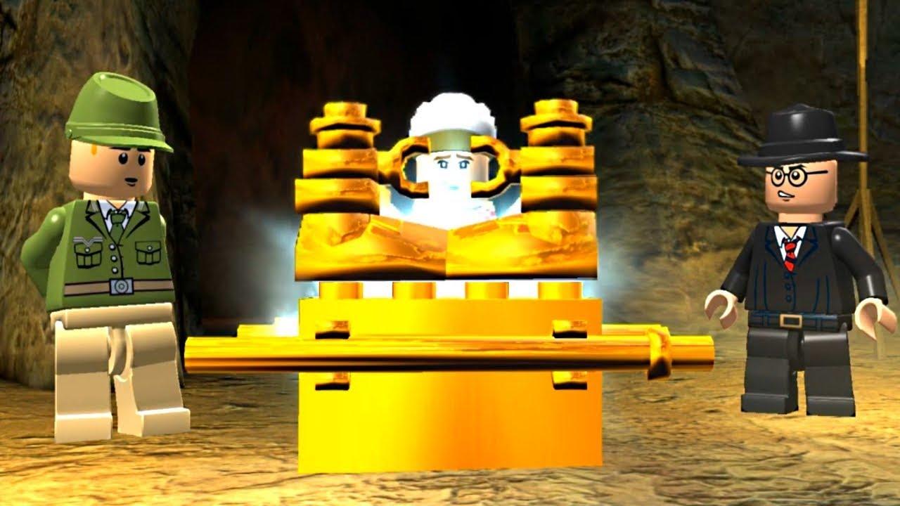 √ Lego Indiana Jones Toht | CAMISETA INDIANA JONES TOHT