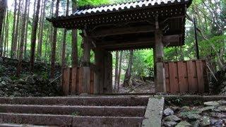 【映画 るろうに剣心】滋賀ロケ地 安楽律院【NHK大河ドラマ 江】