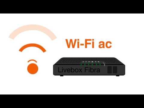 ¿Cómo aprovecho el Wi-Fi de mi router Livebox Fibra de Orange?