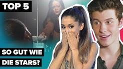 5 Stars, die vom Gesang ihrer Fans überrascht wurden | Digster Pop Stories