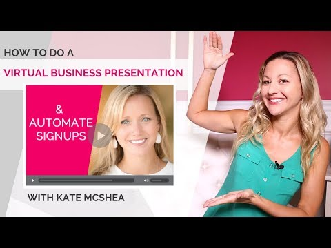 How To Automate Your Network Marketing Business Presentation To Build A Massive Team Fast