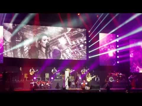 KANY GARCIA - ESTIGMA DE AMOR 01-28-2017 COLISEO DE PR JOSE MIGUEL AGRELOT SAN JUAN PUERTO RICO