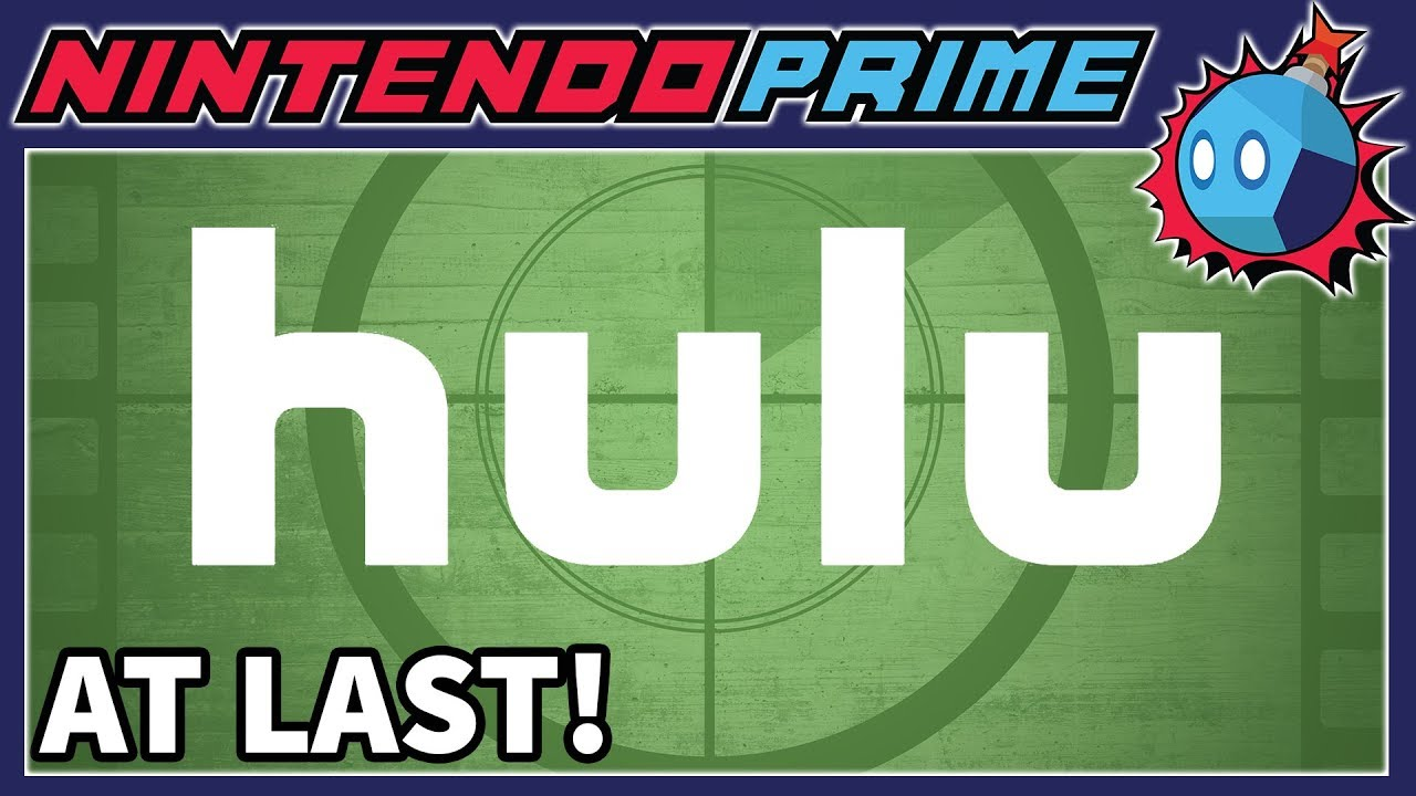 Nintendo Switch Finally Gets Video on Demand Services    Hulu Being the 1st