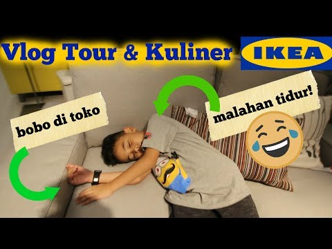 VLOG Bobo di IKEA - TheRempongs