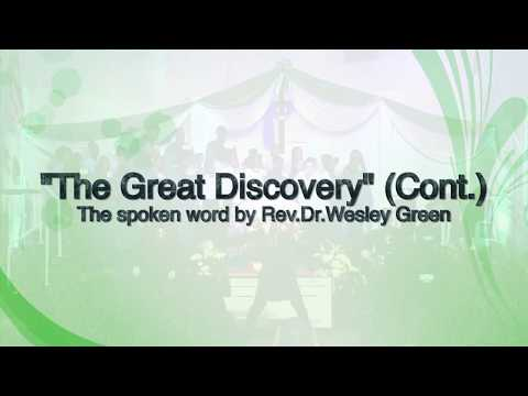 The Great Discovery part 3