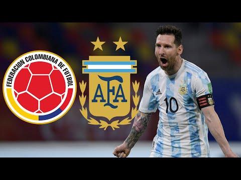 Colombia vs Argentina,
