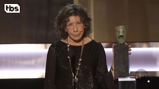 Lily Tomlin: Accepts Lifetime Achievement Award | 23rd Annual SAG Awards | TBS
