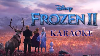 FROZEN 2 - The Next Right Thing (KARAOKE clip) - Instrumental with lyrics on screen