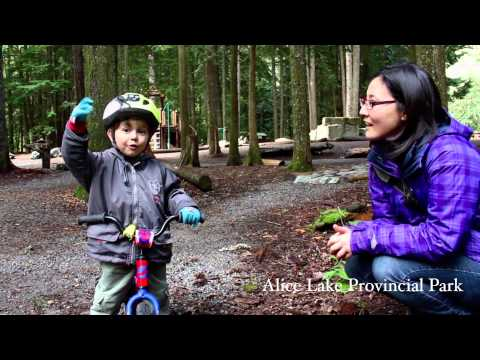 BC Parks: The Nature Therapist