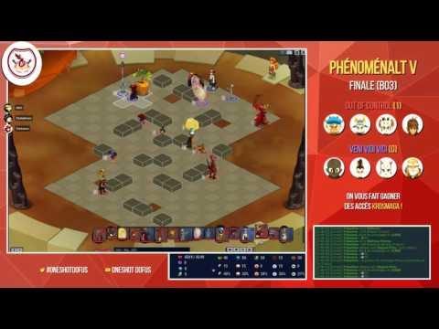 Phénoménalt V : Out of Control vs. Veni Vidi Vici (Finale - Match 2)