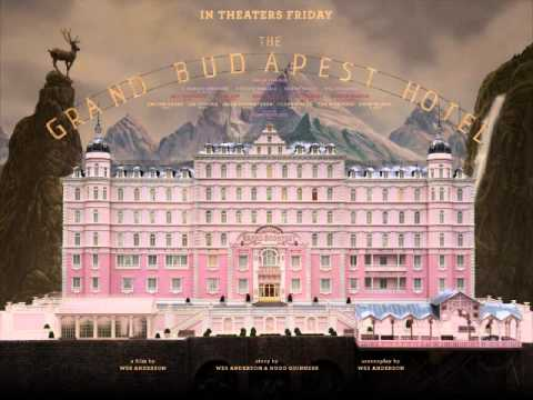 The Grand Budapest Hotel - End Credits Song